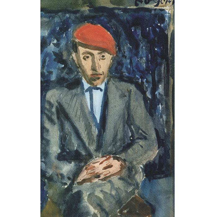 Александр Русаков. 1898-1952 годы. Работы на бумаге
