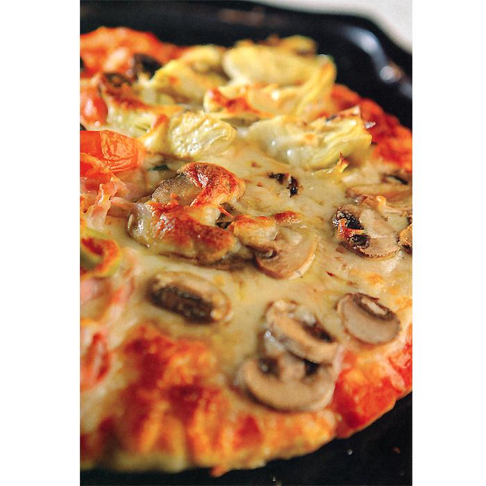 Выпечка и пицца