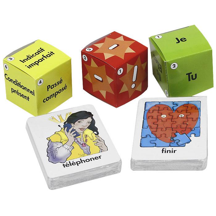 Le grand jeu des verbes (набор из 100 карточек)