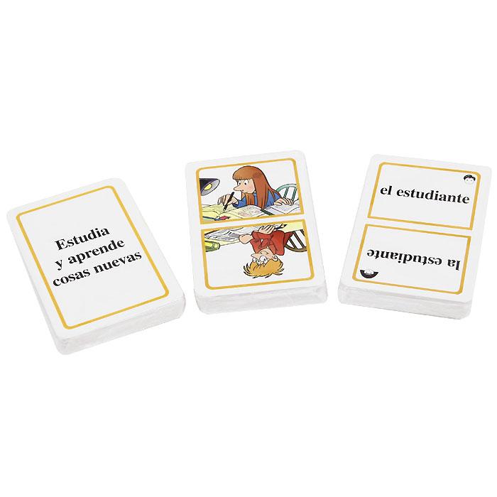 El Juego De Los Oficios (набор из 120 карточек)