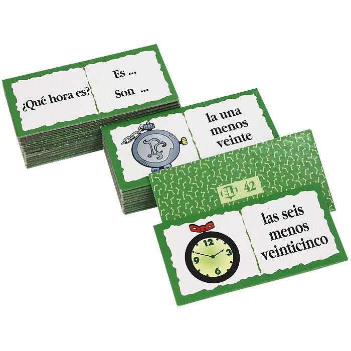 El Domino de las Horas (набор из 48 карточек)