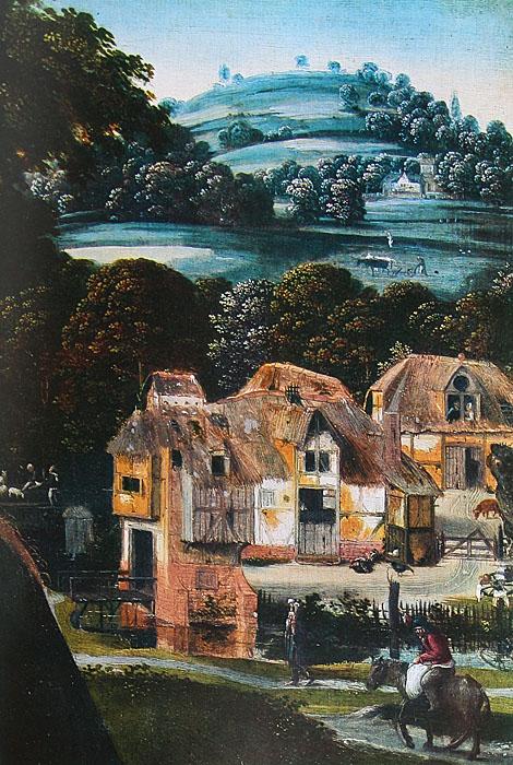Нидерландская живопись XV-XVI веков в музеях Советского Союза