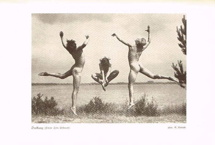 ���������� ����� / Der Nackte Tanz