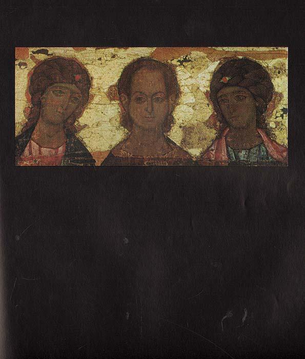 Gondolatok a regi orosz festeszetrol: Rubljov, Dioniszij, Usakov