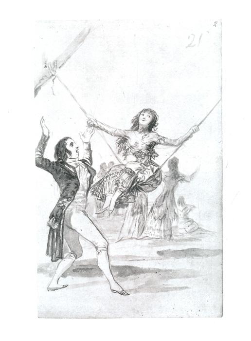 Мир Гойи (1746-1828)