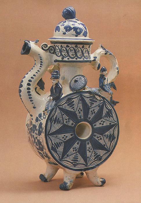 Keramik aus Gshel