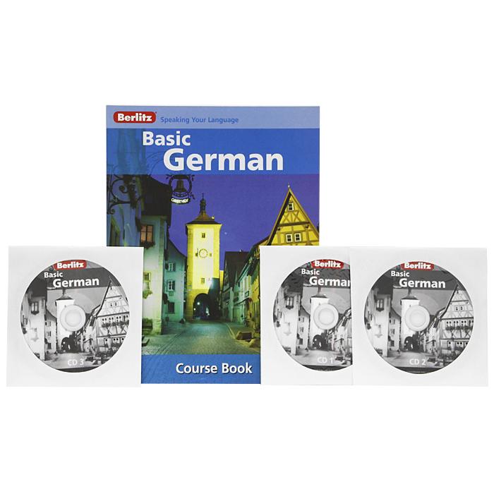 Berlitz: Basic German (+ 3 CD)
