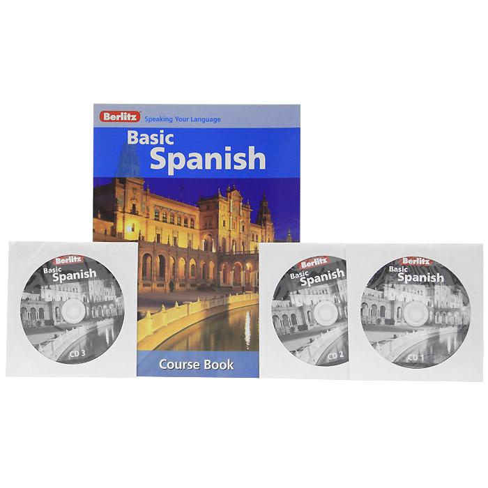 Berlitz: Basic Spanish (+ 3 CD)