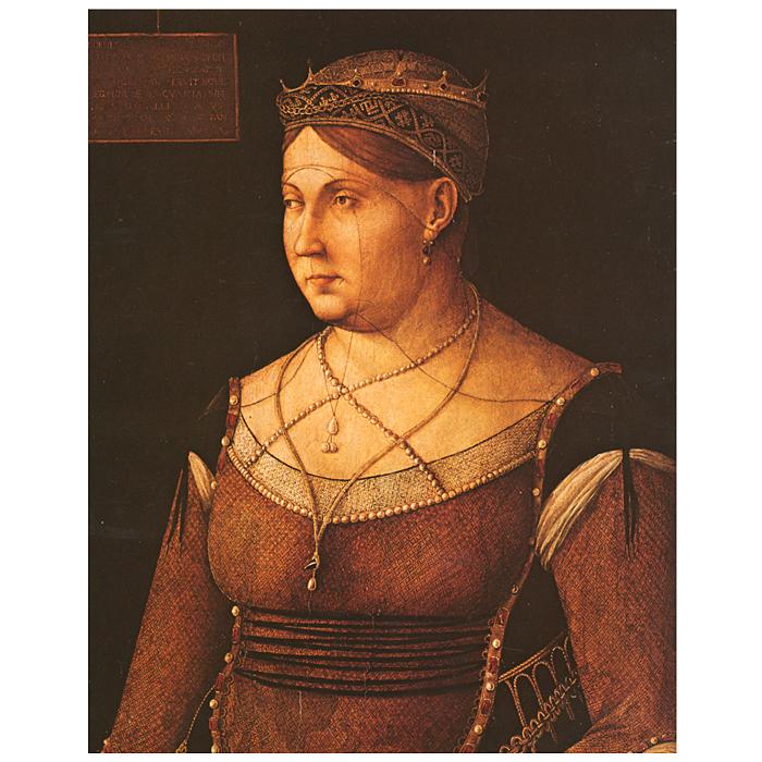 Итальянские портреты эпохи Ренессанса