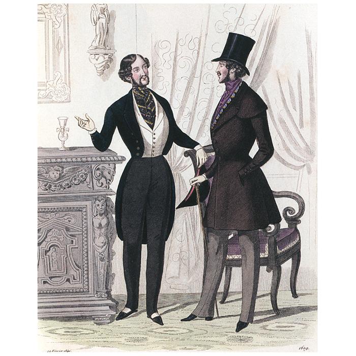 ������ ������� ���� 1840-1845