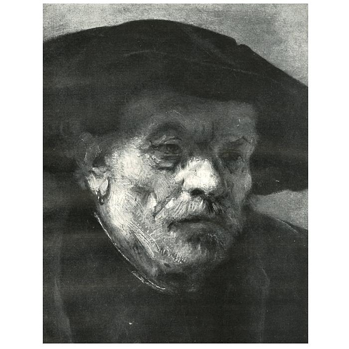 Новооткрытый Рембрандт