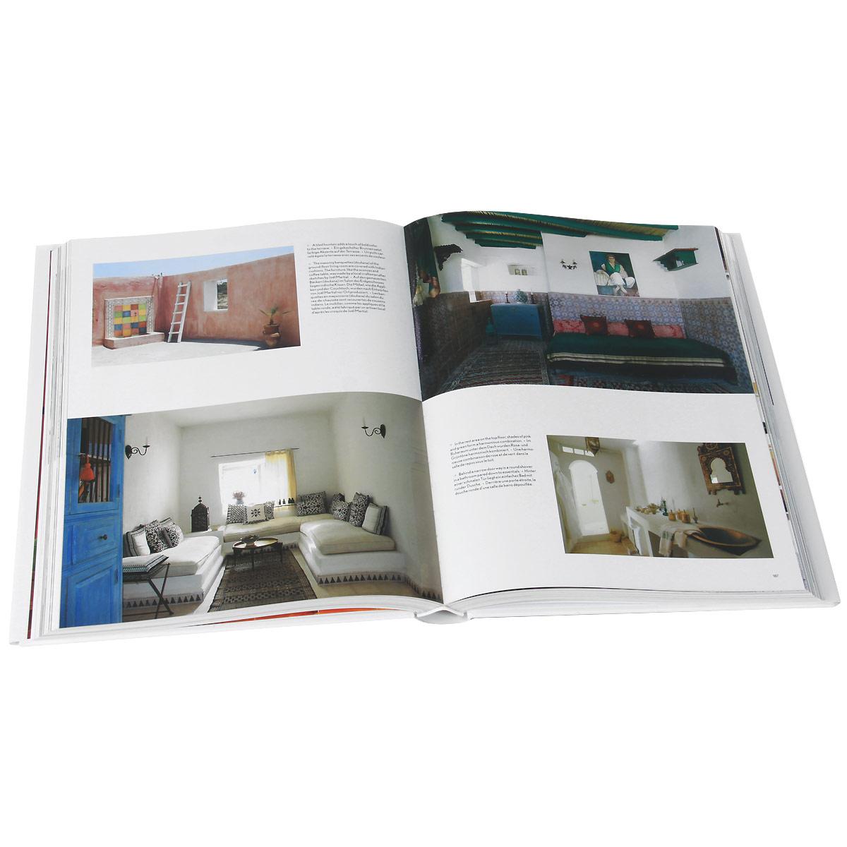 100 Interiors Around the World / So wohnt die Welt / Un tour du monde des interieurs (�������� �� 2 ����)