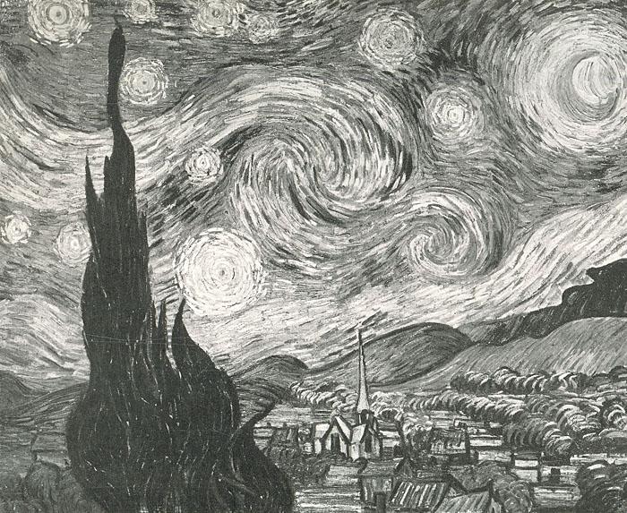 Die Selbstbildnisse Vincent van Goghs