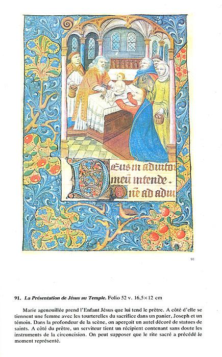 Enluminures Francaises du XVe siecle dans les collections de Moscou. Livres d'heures
