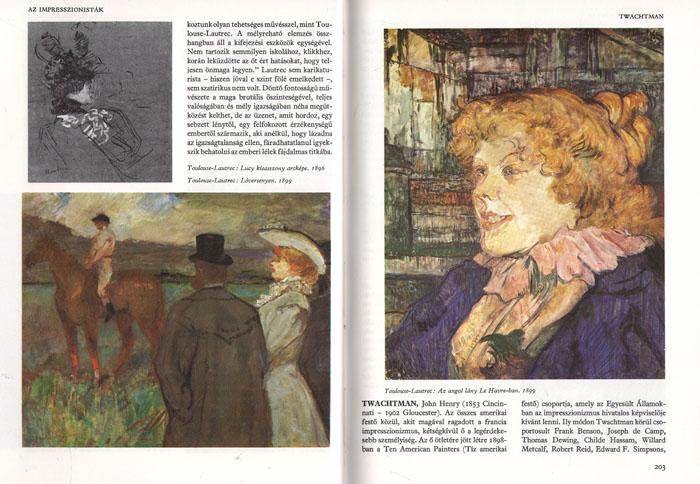 Az impresszionizmus enciklopediaja