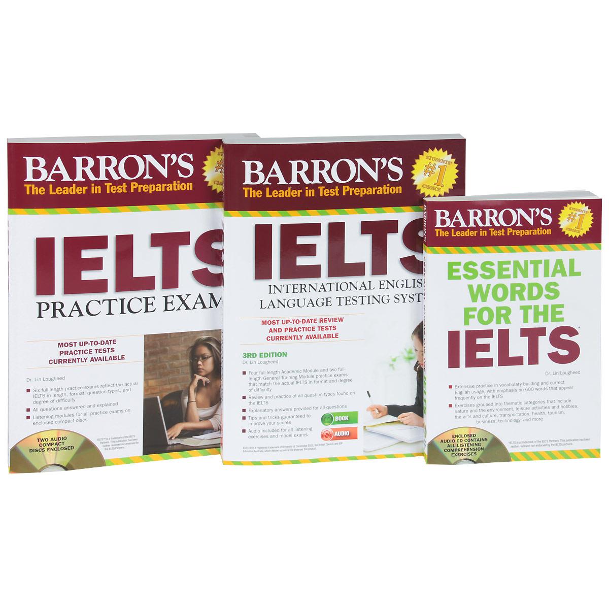 IELTS Superpack (+ 5 CD)