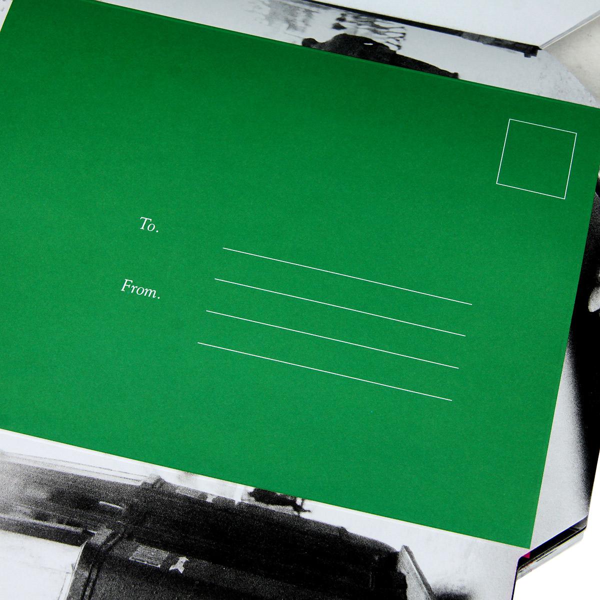 Snaps: Fold & Send Stationary