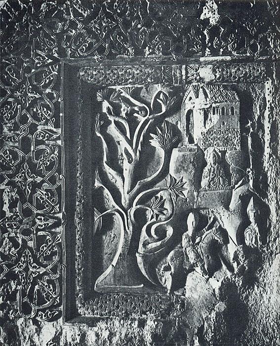 Монументальная скульптура Грузии. Сюжетные рельефы V-ХI веков