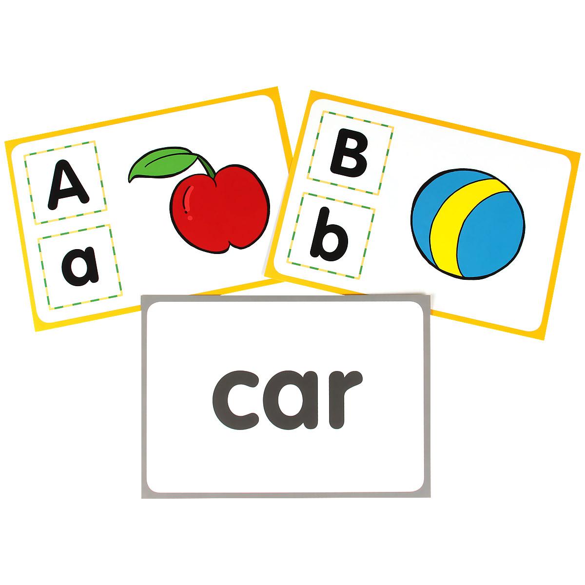 Fly High 1: Alphabet: Flashcards (набор из 27 карточек)
