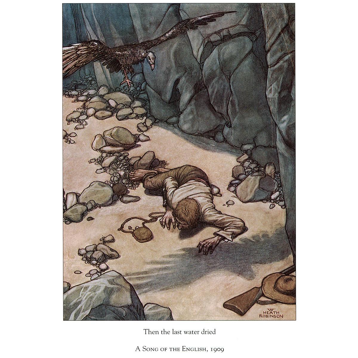 Golden Age Illustrations of W. Heath Robinson