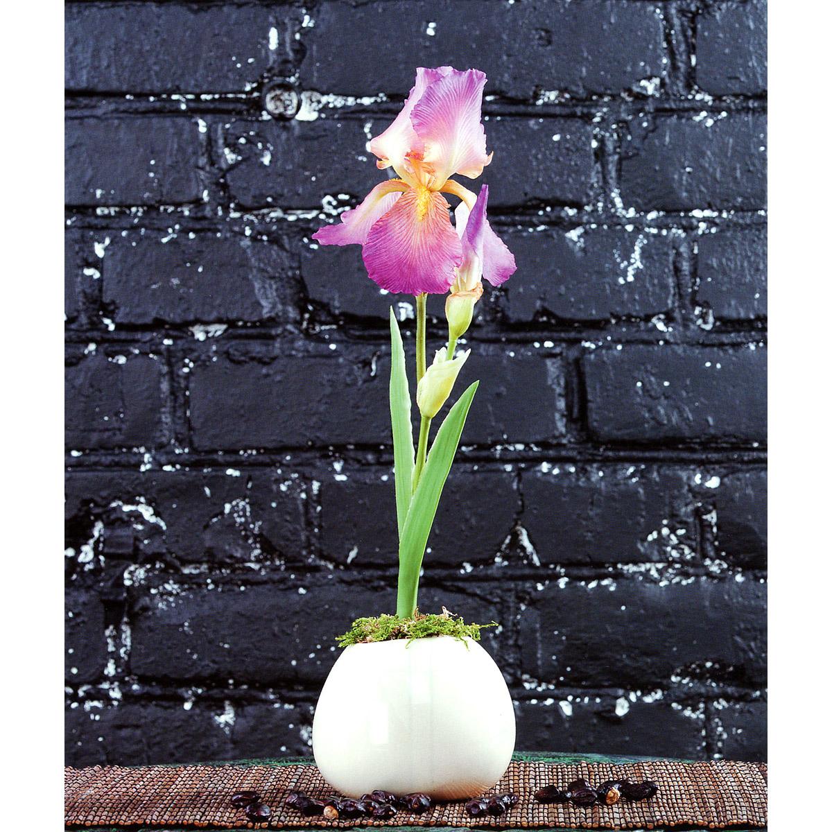 Искусство керамической флористики. Мастер-классы по лепке цветов из полимерной глины.