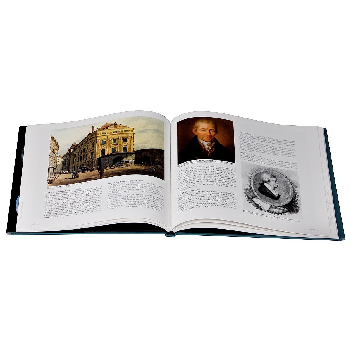 Beethoven: Ein Biografischer Bilderbogen / A Biographical Kaleidoscope (+ 4 CD)
