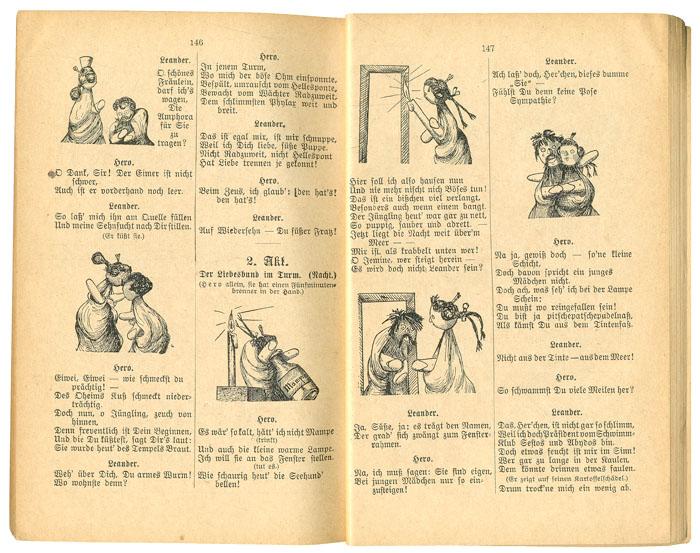 Восточный и Западный прусский народный календарь 1914