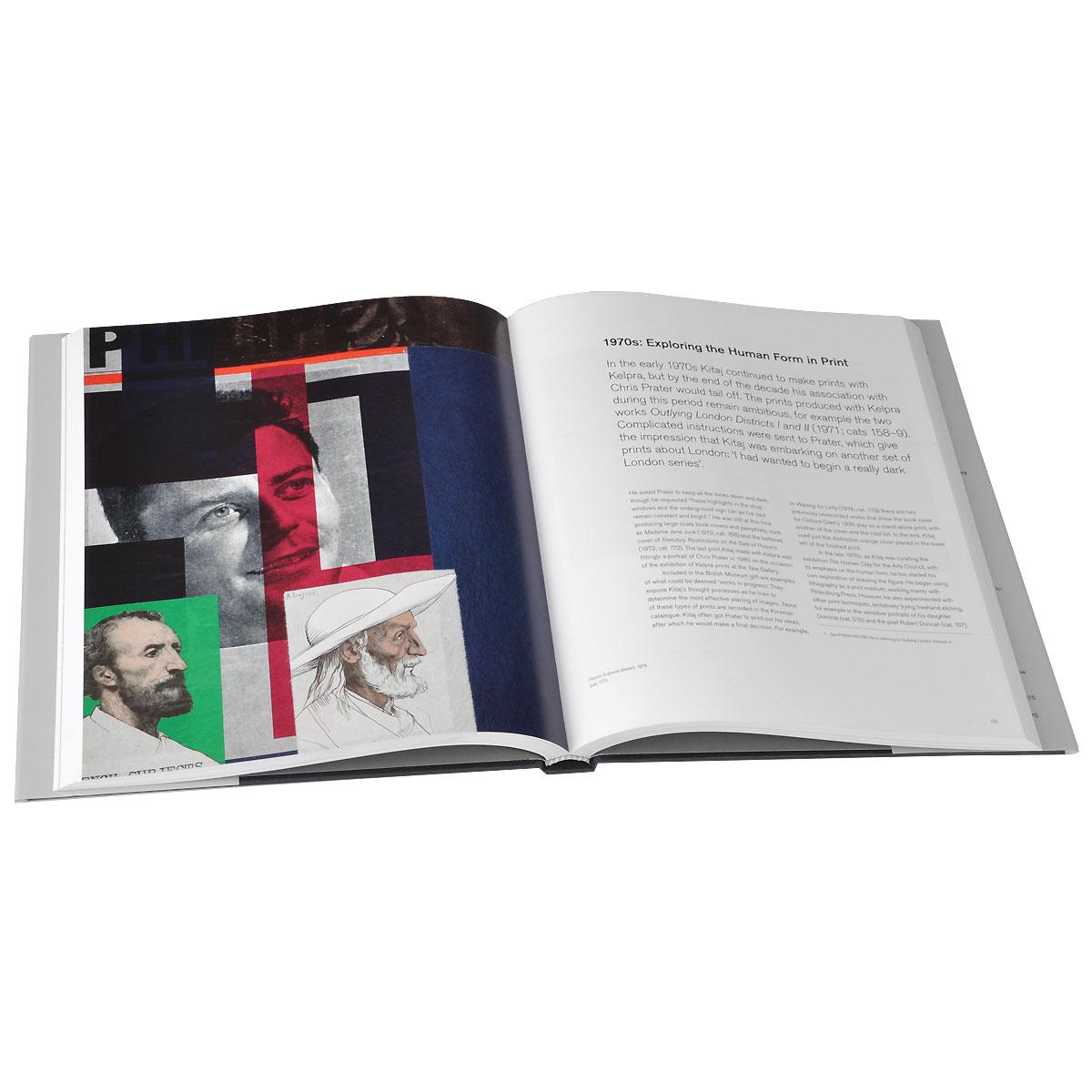 Kitaj Prints: A Catalogue Raisonne