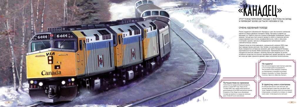 Легендарные поезда