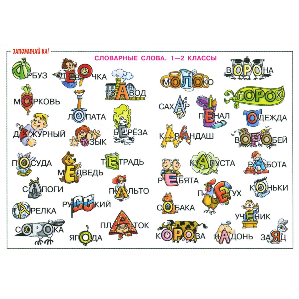 Учебник русского языка 3 класс перспектива словарные слова