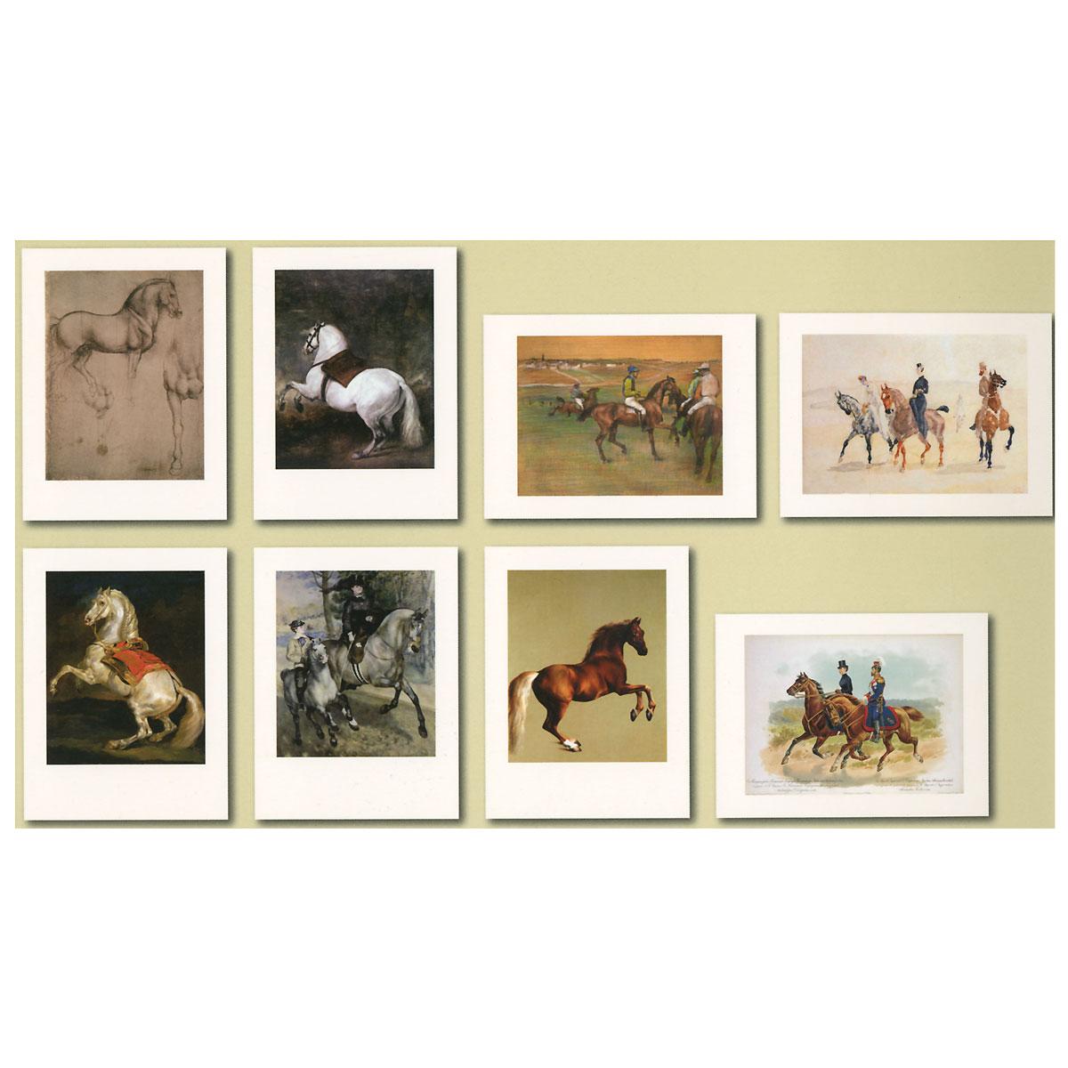 Лошади. Арт-постеры. Уникальная коллекция арт-постеров