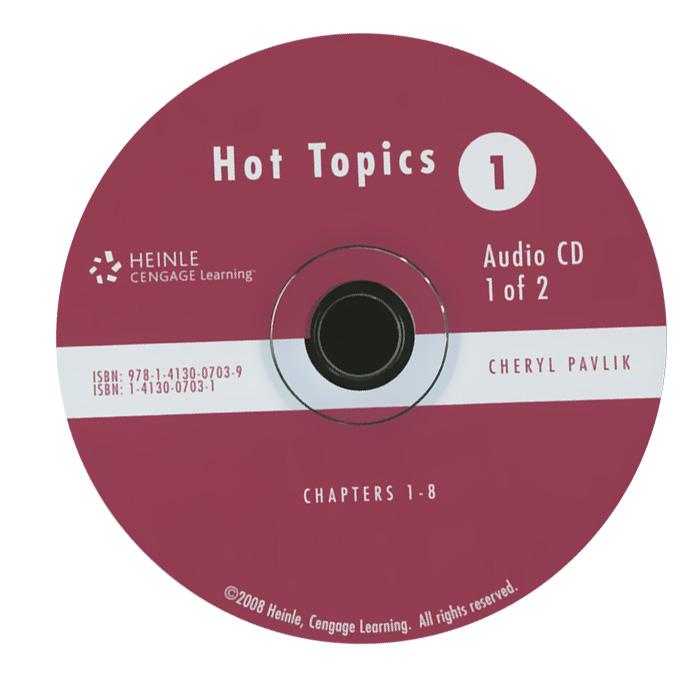 Hot Topics 1 (аудиокнига на 2 CD)