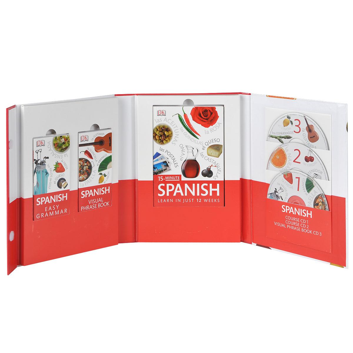 Complete Language Pack Spanish (комплект из 3 книг + 3 CD)