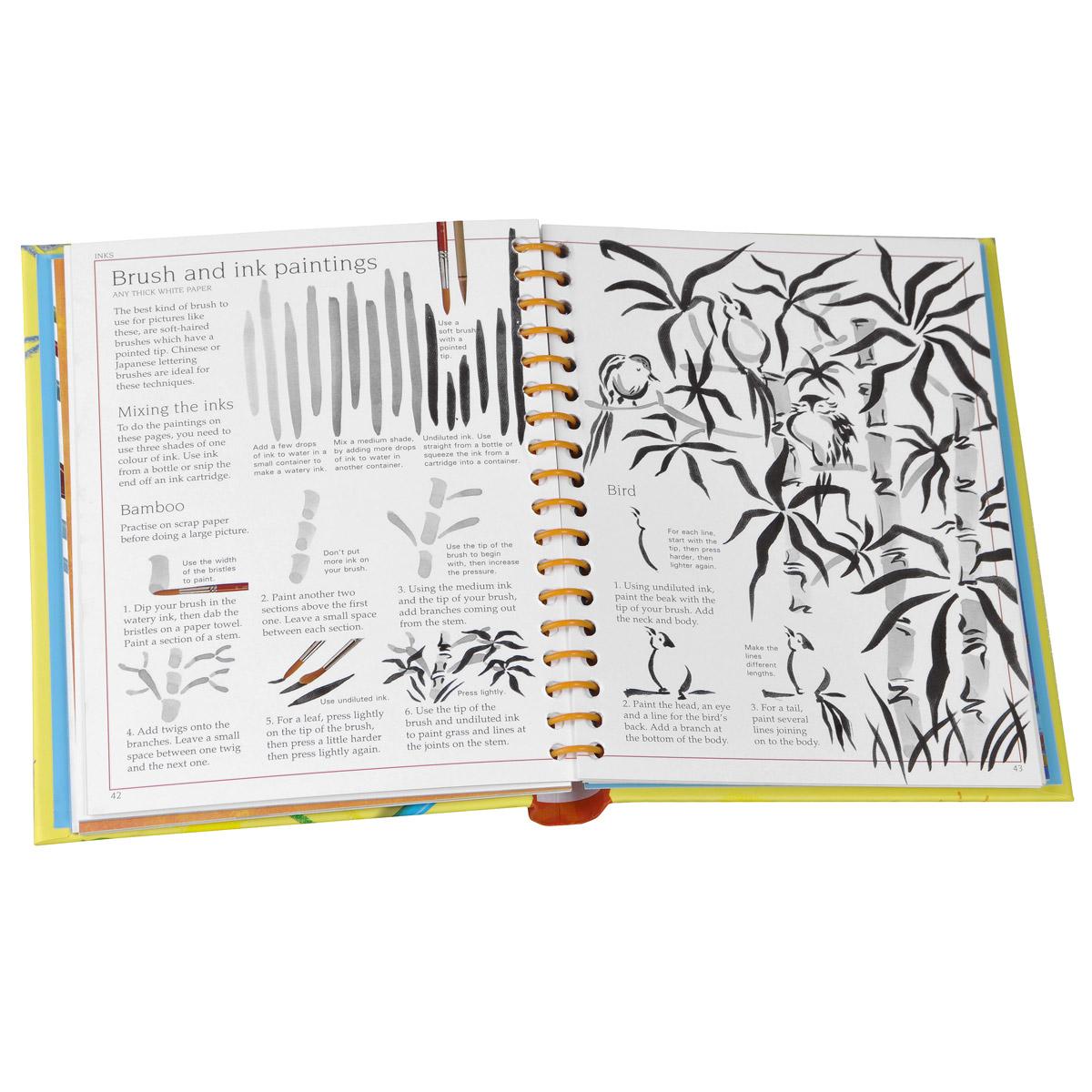The Usborn Book of Art Ideas