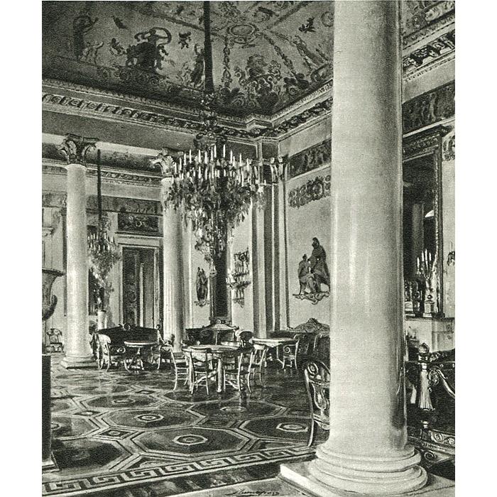 Государственный Русский музей. Белый зал