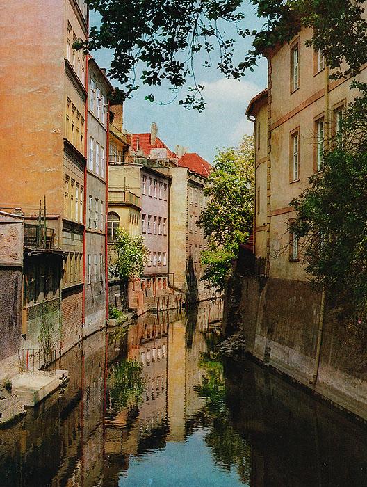 Прага и ее красоты. Альбом