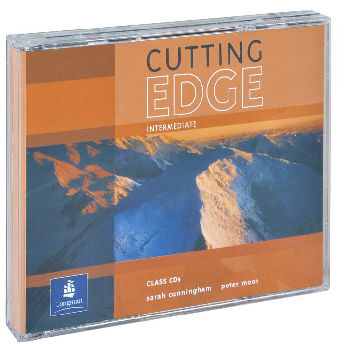 Cutting Edge: Intermediate (аудиокурс на 3 CD)
