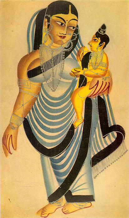 Die Frau in der Indischen Kunst
