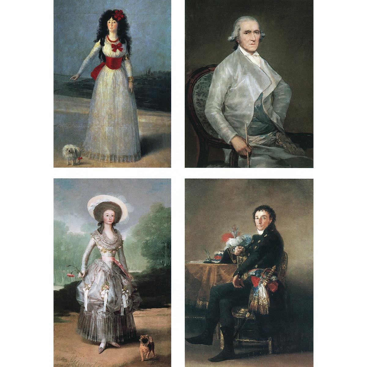 Испанская живопись XV–XVIII веков