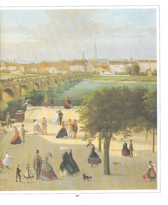 Dresden wie es Maler sahen