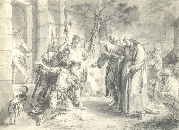 A XVIII. Szazad nemet es osztrak rajmuveszete