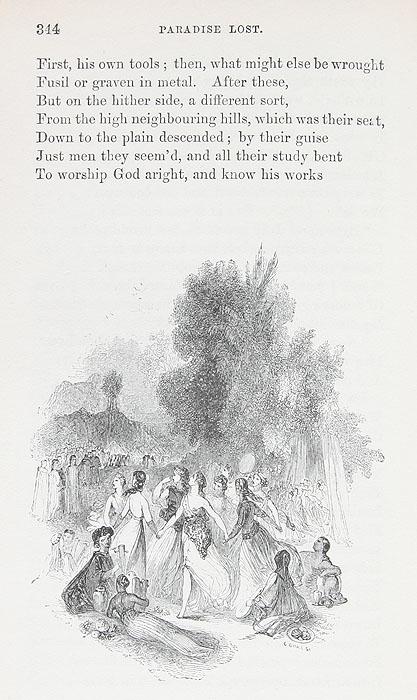 The Poetical Works of John Milton (�������� �� 2 ����)