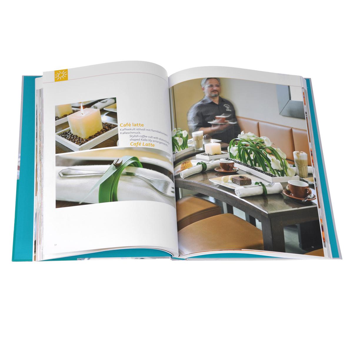 Tischblumen: Das grosse Buch der Tischfloristik