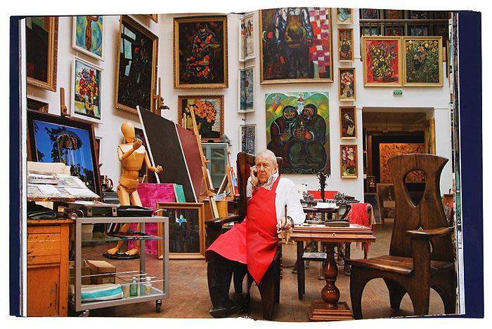 Zurab Tsereteli's Studio