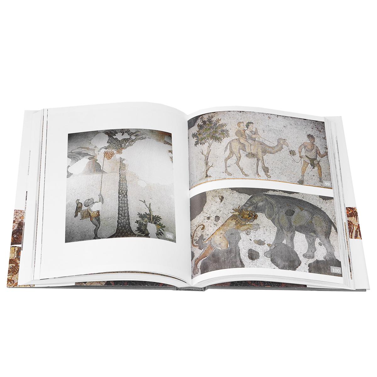 Искусство античной напольной мозаики