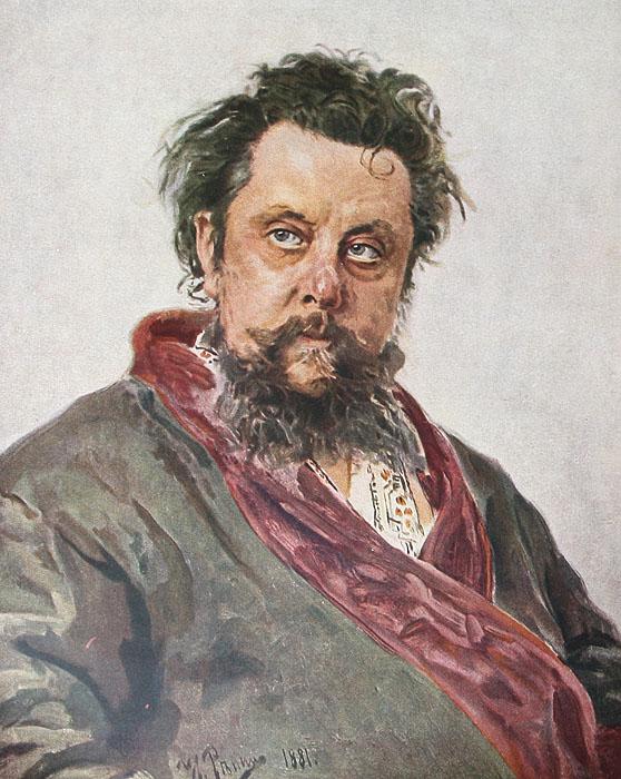 Ilja Repin. Zehn Gemaldewiedergaben