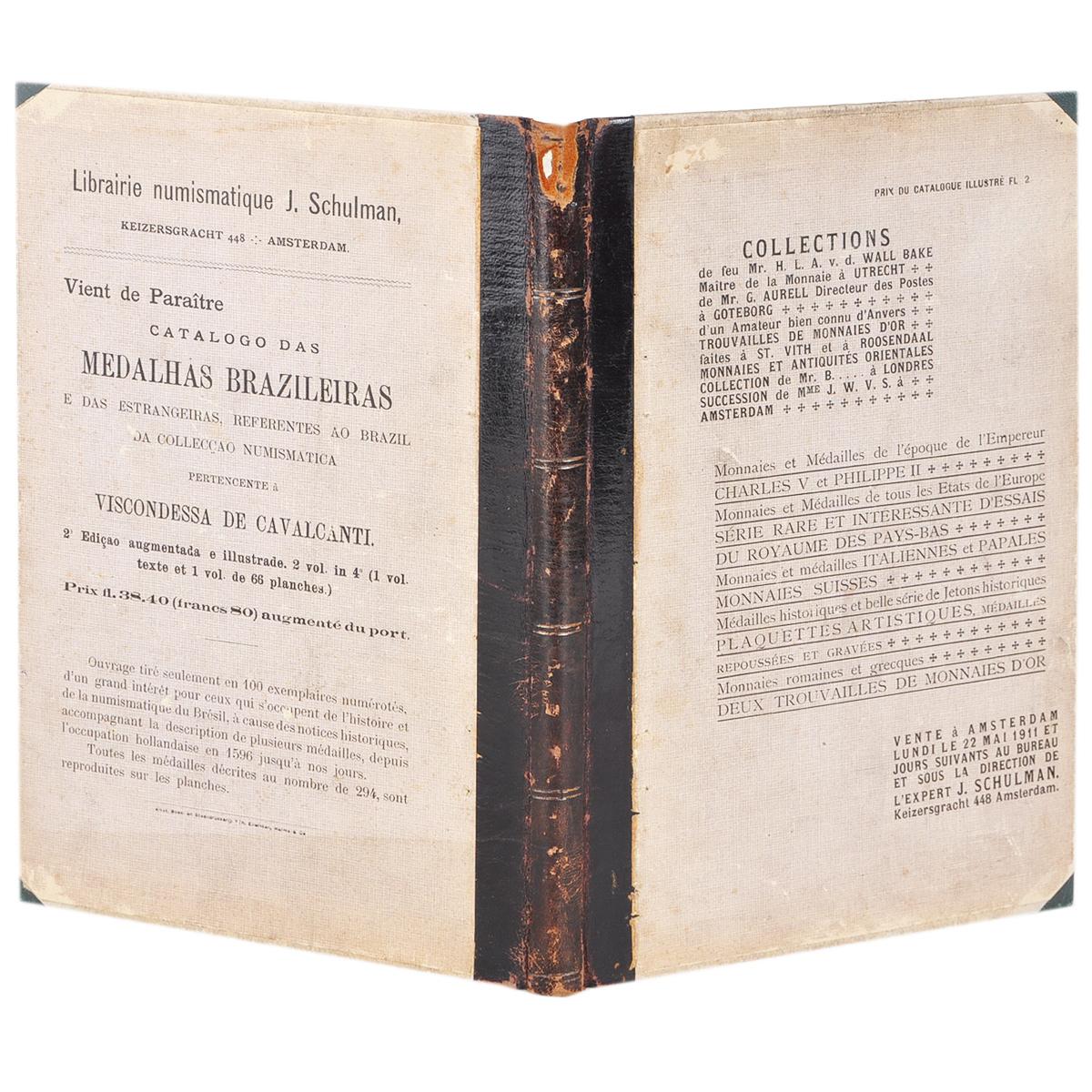 Catalogue des riches Collections Numismatiques