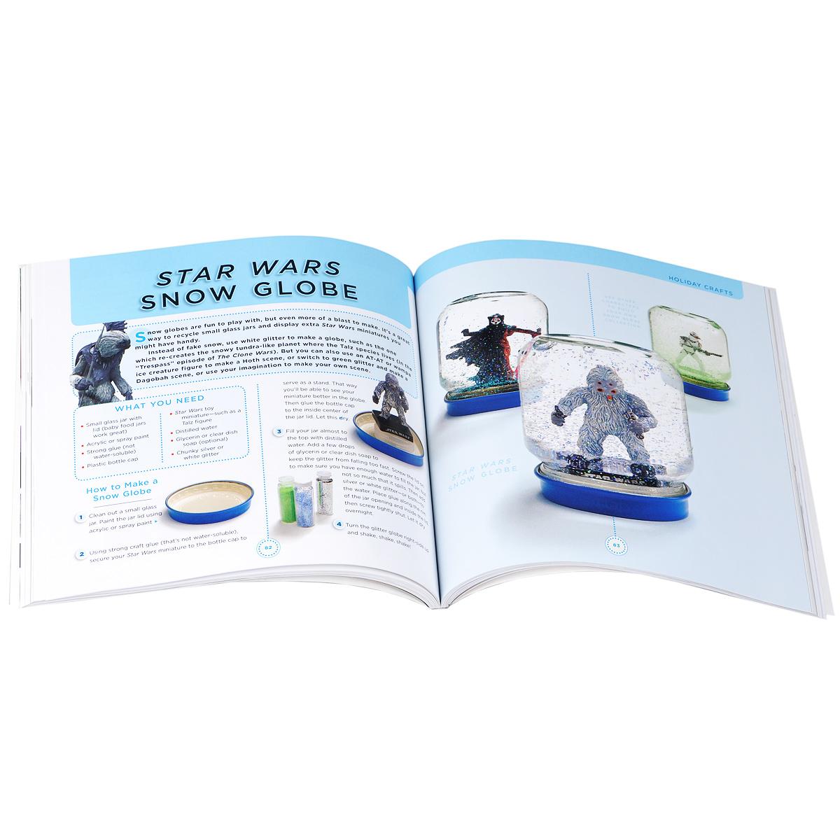 The Star Wars: Craft Book