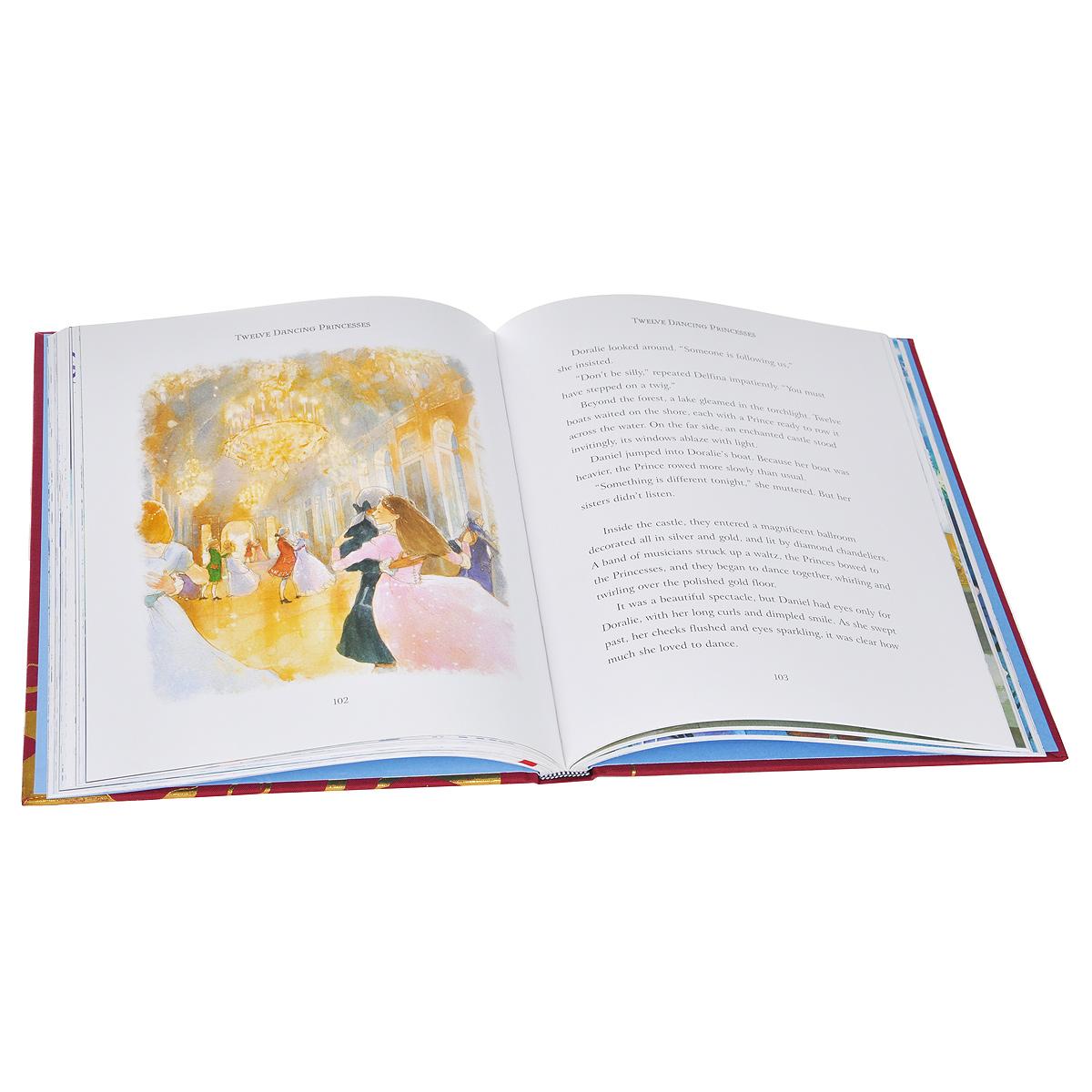 The Usborne Fairytale Treasury