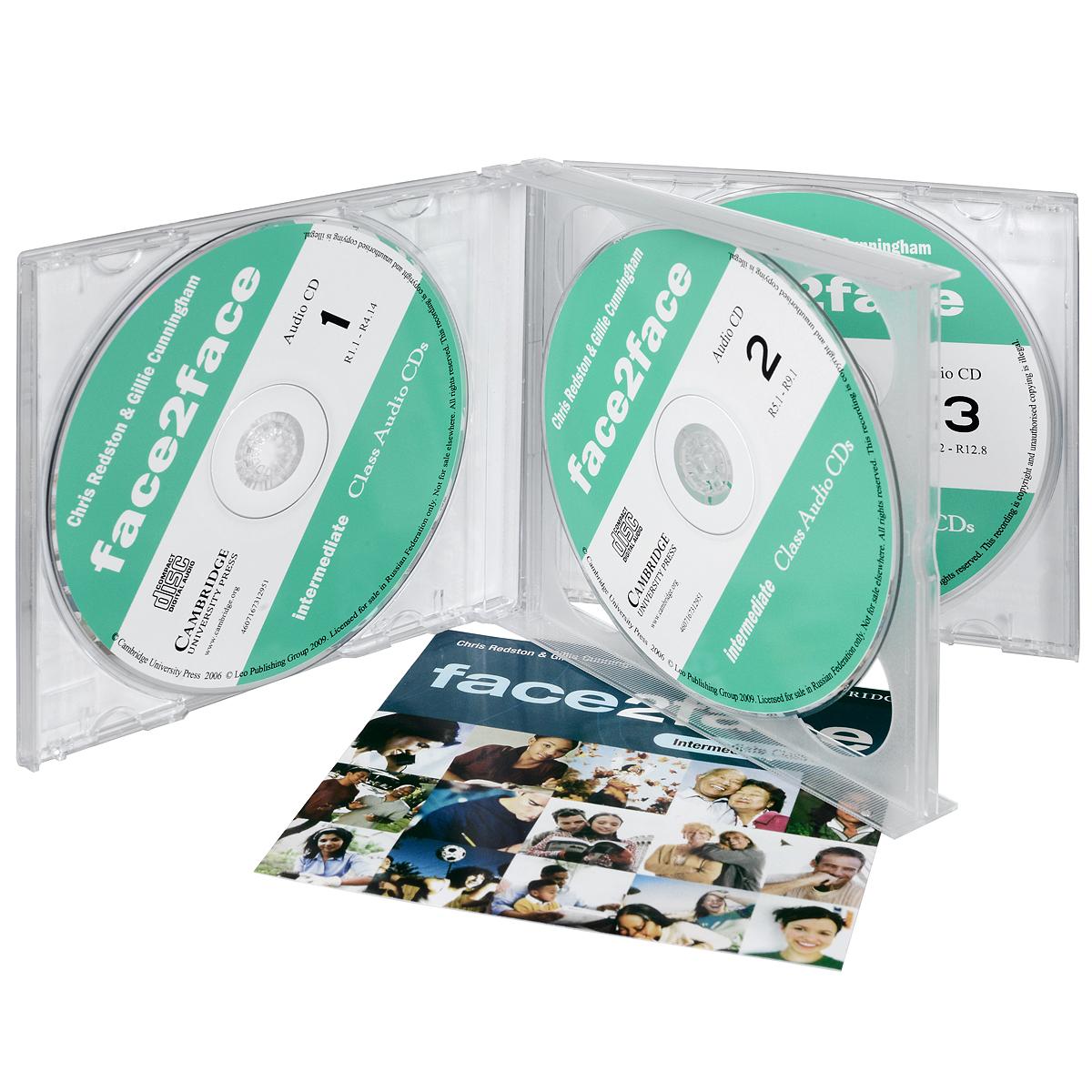 Face2face: Intermediate (��������� �� 3 CD)